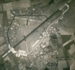 RAF Upper Heyford At 9000. Submitted by Bob Kerstetter, 17th TRS Photo Interpreter (PI), Aug 1966 - Apr 1969.