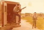 Submitted by Randy ''Beagle'' Gibbs, 20th SPS/L.E., Sep 1975 - Aug 1977.