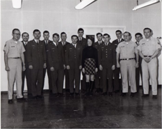 Submitted by Larry Price, 66th CSG, Base Headquarters Squadron, data automation section, Nov 1967 - Nov 1969.