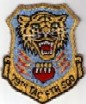 79th Tactical Fighter Squadron patch.