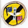 This is the patch for Det 1, 6985 Security Squadron. We supported the RC-135 operations by Det 1, 98SW from June 1967 to August 1970 when we moved to RAF Mildenhall.  Submitted by Terry McNaught, SMSgt (Ret) June 1967 to August 1970.